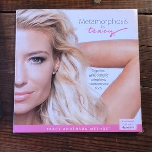 Other - Tracy Anderson dance cardio workout videos